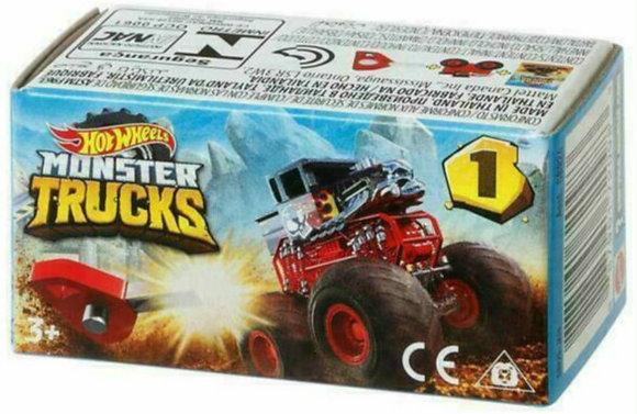 *Sortido* Hot Wheels Monster Trucks - Misterio com Chave Lançadora (escala mini)