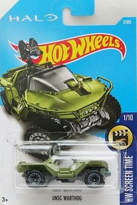 Hot Wheels Screen Time - UNSC Warthog (Halo)