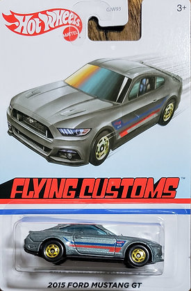 Hot Wheels Flying Customs - 2015 Ford Mustang GT