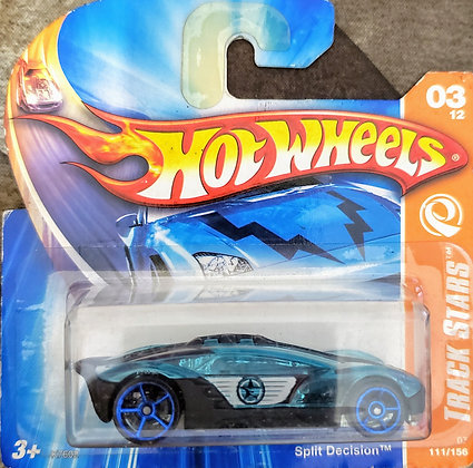 Hot Wheels Track Stars - Split Decision