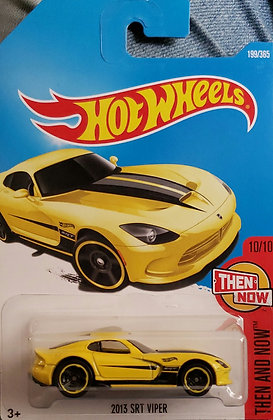 Hot Wheels Then and Now - 2013 SRT Viper