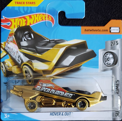Hot Wheels Super Chromes - Hover & Out