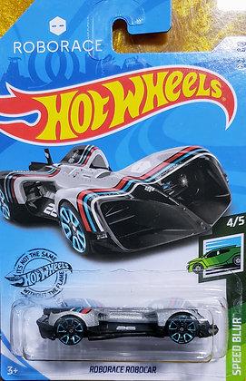 Hot Wheels Speed Blur - Roborace Robocar