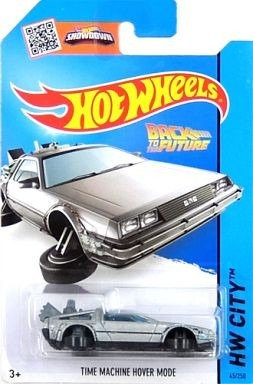 Hot Wheels City - Time Machine Hover Mode