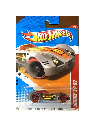 Hot Wheels Thrill Racers - Dodge XP-07