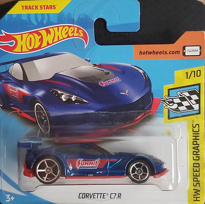 Hot Wheels Speed Graphics - Corvette C7.R