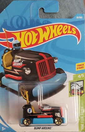 Hot Wheels Fun Park - Bum Around