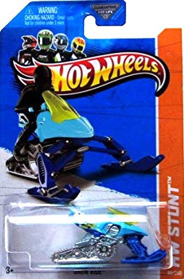Hot Wheels Stunt - Snow Ride