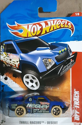 Hot Wheels Thrill Racers - Off Track