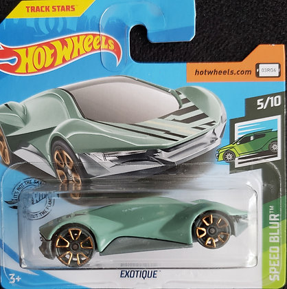 Hot Wheels Speed Blur - Exotique