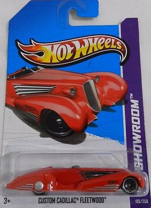 Hot Wheels Showroom - Custom Cadillac Fleetwood