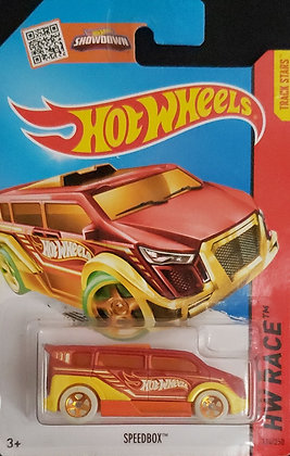 Hot Wheels Race - Speedbox