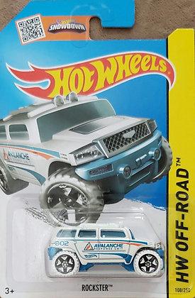 Hot Wheels Off-Road - Rockster