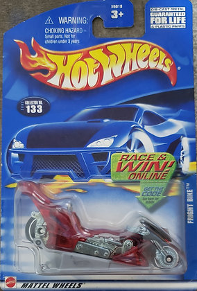 Hot Wheels Mattel Wheels - Fright Bike