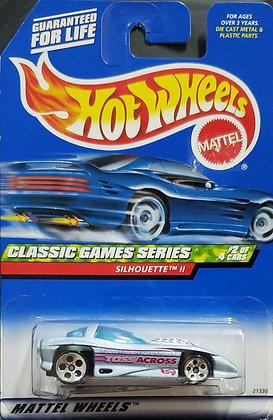 Hot Wheels Classic Games - Silhouette II