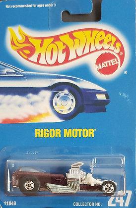 Hot Wheels Stars - Rigor Motor