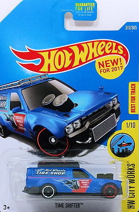 Hot Wheels City Works - Time Shifter