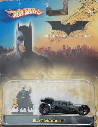 Hot Wheels Batman - Batmobile (Batman Begins)