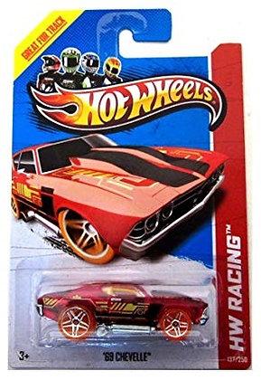 Hot Wheels Racing - '69 Chevelle