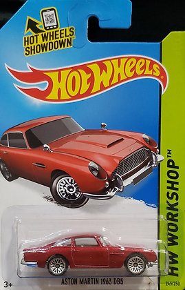 Hot Wheels Workshop - Aston Martin 1963 DB5