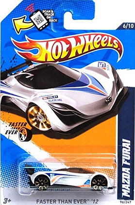 Hot Wheels Faster than Ever - Mazda Furai