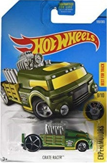 Hot Wheels Experimotors - Crate Racer