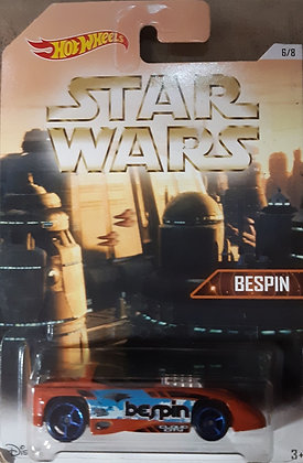 Hot Wheels Star Wars - Bespin