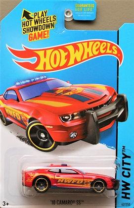 Hot Wheels City - '10 Camaro SS