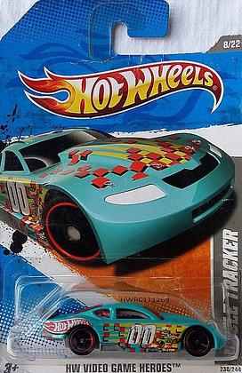 Hot Wheels Video Game Heroes - Circle Tracker