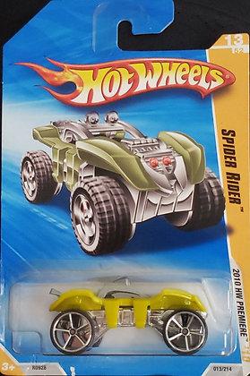 Hot Wheels Premiere - Spider Rider