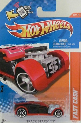 Hot Wheels Track Stars - Fast Cash