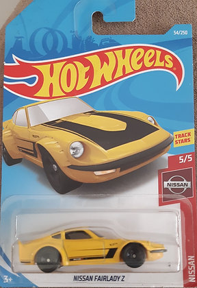 Hot Wheels Nissan - Nissan Fairlady Z
