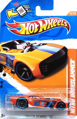 Hot Wheels Track Stars - Nitro Doorslammer