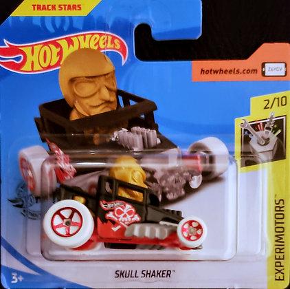 Hot Wheels Experimotors - Skull Shaker
