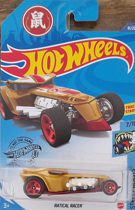 Hot Wheels Street Beasts - Ratical Racer