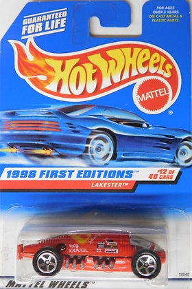 Hot Wheels First Editions - Lakester