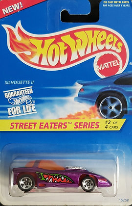 Hot Wheels Street Eaters - Silhouette II