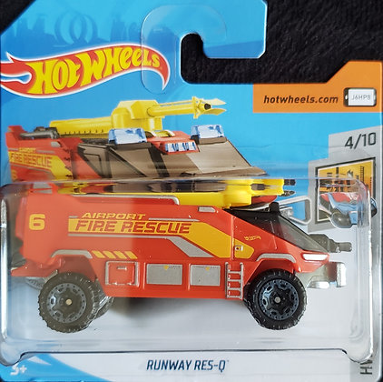 Hot Wheels Metro - Runway Res-Q