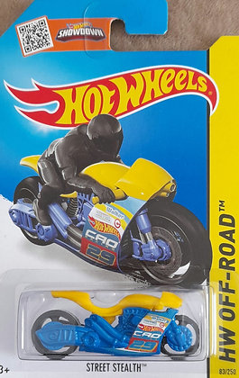 Hot Wheels Off-Road - Street Stealth