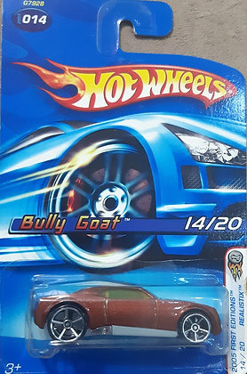 Hot Wheels Realistix First Editions - Bully Goat