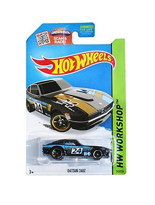 Hot Wheels Workshop - Datsun 240Z