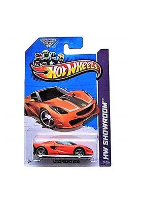 Hot Wheels Showroom - Lotus Project M250