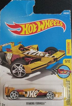 Hot Wheels Legends of Speed - Winning Formula