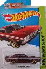 Hot Wheels Workshop - '71 Dodge Challenger