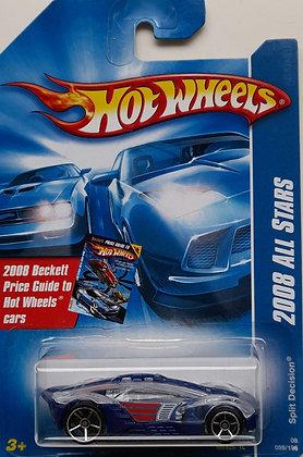 Hot Wheels All Stars - Split Decision