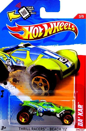 Hot Wheels Thrill Racers - Da'Kar