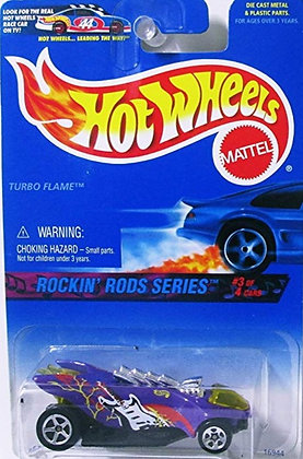 Hot Wheels Rockin' Rods - Turbo Flame