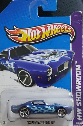 Hot Wheels Showroom - '73 Pontiac Firebird