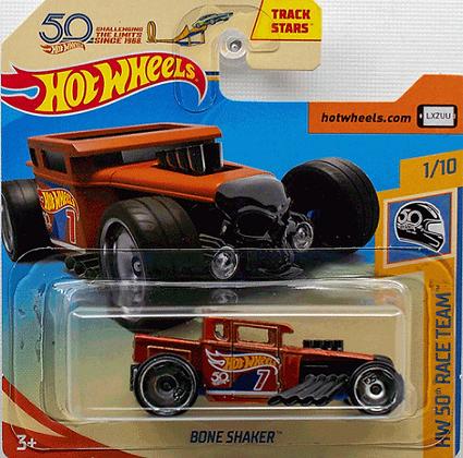 Hot Wheels 50th Race Team - Bone Shaker