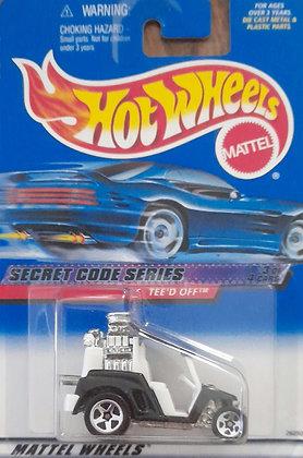 Hot Wheels Secret Code - Tee'd Off